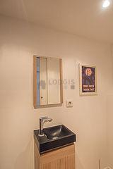 Wohnung Paris 11° - WC 2