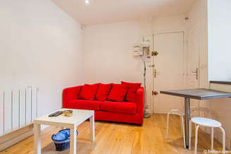 Issy-Les-Moulineaux 1 bedroom Apartment