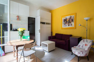 Appartement 1 chambre Paris 19° La Villette