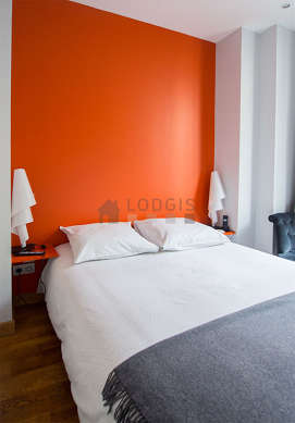 Appartement Paris 3° - Chambre 2