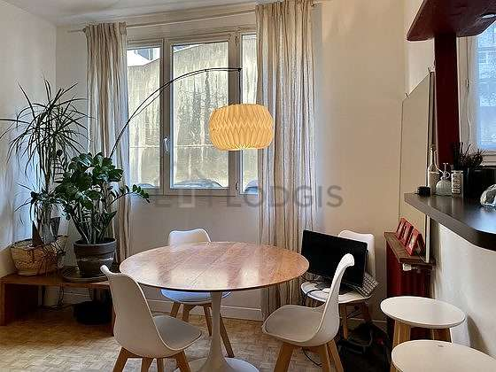 Location appartement 1 chambre avec ascenseur paris 19 for Appartement meuble paris long sejour