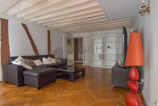 Opéra – Grands Magasins 巴黎9区 2個房間 公寓