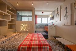 雙層公寓 巴黎16区 - 房間