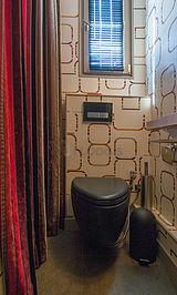 雙層公寓 巴黎16区 - 廁所