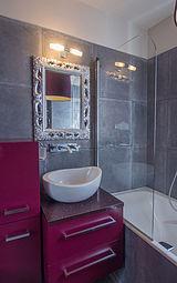 雙層公寓 巴黎16区 - 浴室 2