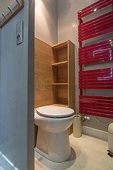 雙層公寓 巴黎16区 - 浴室 3