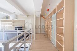 Duplex Paris 16° - Bibliothèque