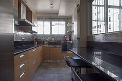 dúplex París 16° - Cocina