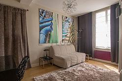 dúplex París 16° - Dormitorio 2