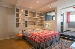 dúplex París 16° - Dormitorio