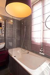 Duplex Paris 16° - Salle de bain 2