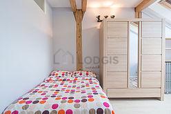 Duplex Paris 16° - Schlafzimmer 4