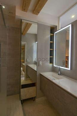 Duplex Paris 16° - Salle de bain 3