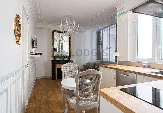 Magnifique séjour calme d'un appartement à Paris