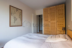 アパルトマン パリ 5区 - ベッドルーム
