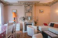 Квартира Париж 9° - Гостиная