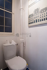 Appartement Paris 7° - WC
