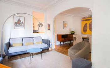 Montmartre パリ 18区 2ベッドルーム アパルトマン