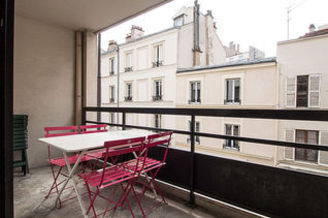 Montparnasse 巴黎14区 3个房间 公寓