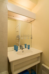 Appartement Paris 14° - Salle de bain 2