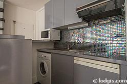 公寓 巴黎3区 - 廚房