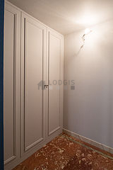 Appartement Paris 2° - Dressing