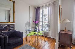 雙層公寓 巴黎7区 - 客廳