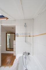 Дуплекс Париж 7° - Ванная