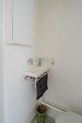 雙層公寓 巴黎7区 - 廁所