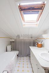 duplex Parigi 7° - Sala da bagno