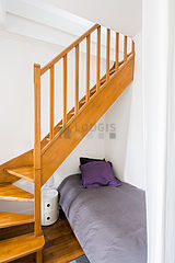 Duplex Paris 7° - Bedroom 2
