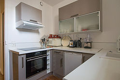 Appartement Paris 9° - Cuisine