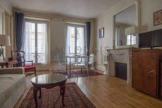 Pigalle – Saint Georges Paris 9° 1 quarto Apartamento