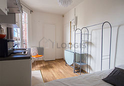 Apartment Haut de seine Nord - Living room