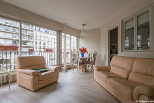 Apartment Boulevard Charonne Paris 11°