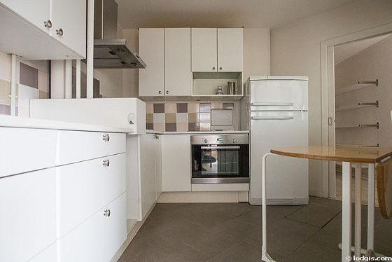 Magnifique cuisine de 4m²