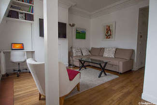 Alésia Paris 14° 1 bedroom Apartment