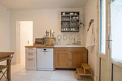 Maison individuelle Seine st-denis Nord - Cuisine