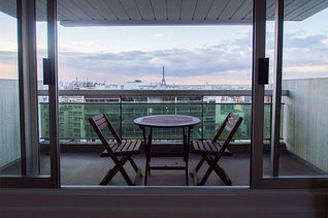 Vaugirard – Necker Париж 15° 2 спальни Квартира