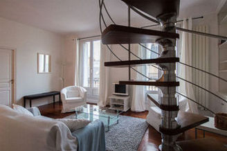 Monceau Париж 8° 3 спальни Квартира