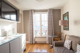 Pigalle – Saint Georges París 9° 1 dormitorio Apartamento