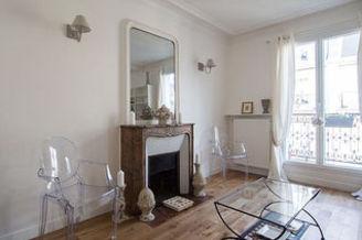 Appartement Rue Faraday Paris 17°