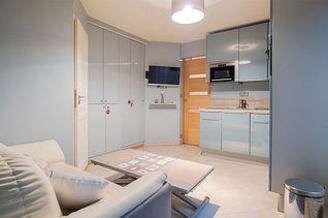 Buttes Chaumont Paris 19° 1 bedroom Apartment