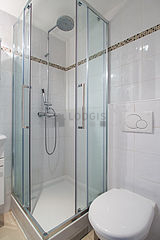 Appartement Paris 3° - Salle de bain 2