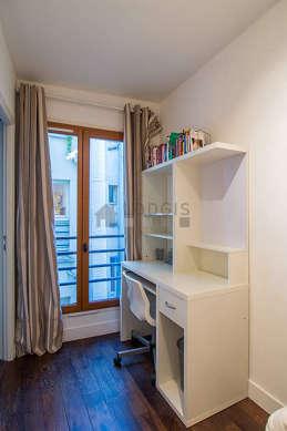 Appartement Paris 3° - Chambre 3