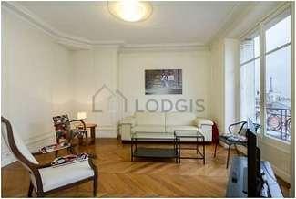Porte de Versailles Париж 15° 3 спальни Квартира