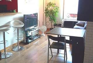 Appartement meublé 1 chambre Levallois - Perret
