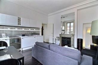 Wohnung Rue Bailleul Paris 1°
