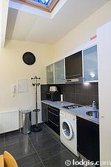 Casa París 16° - Cocina