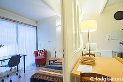 Casa París 16° - Dormitorio 2